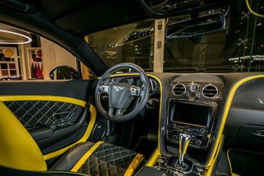 Bentley Bentayga Peacock - изображение Bentley-Continental-GT-V8S-Silver-Fox-Edition-2 на Bentleymoscow.ru!