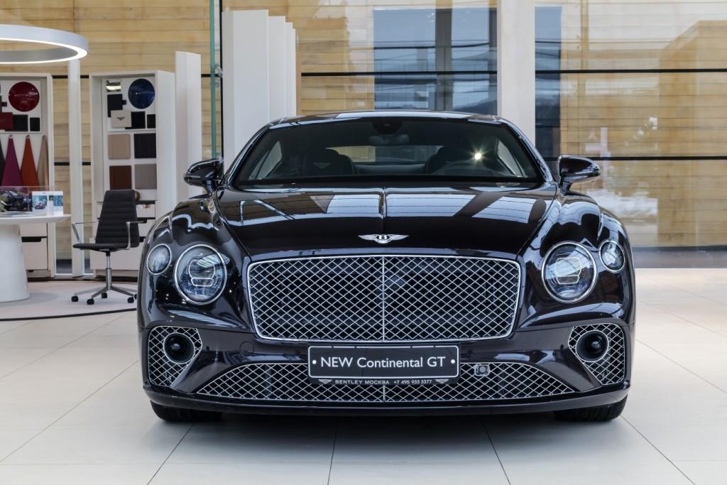 Bentley New Continental GT Havana - изображение GT_2-1-1024x683 на Bentleymoscow.ru!