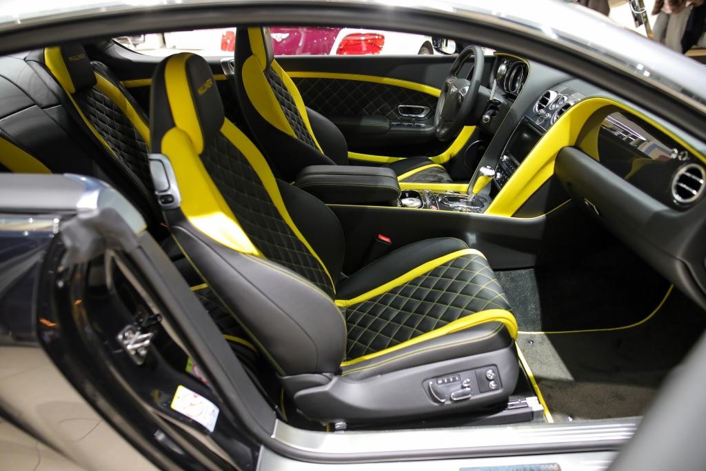 ВСЕГО ТРИ АВТОМОБИЛЯ CONTINENTAL GT V8 S НОВОЙ ЛИМИТИРОВАННОЙ СЕРИИ SILVERFOX EDITION - изображение IMG-017 на Bentleymoscow.ru!