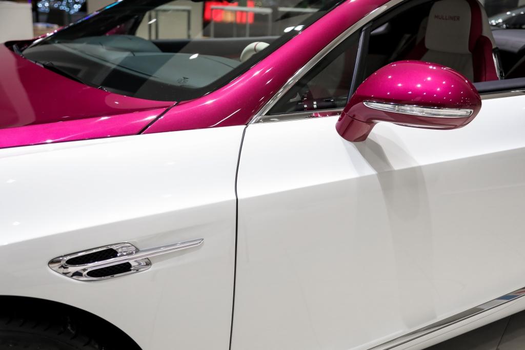 УНИКАЛЬНЫЙ BENTLEY CONTINENTAL GT V8             MAGENTA EDITION - изображение IMG-048 на Bentleymoscow.ru!