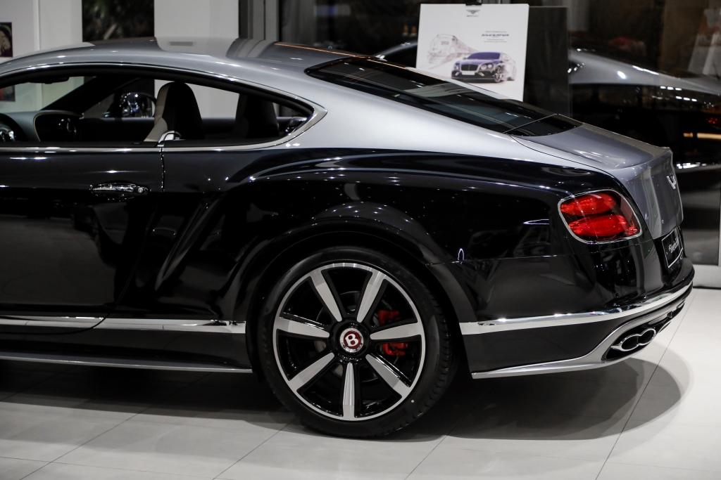 ВСЕГО ТРИ АВТОМОБИЛЯ CONTINENTAL GT V8 S НОВОЙ ЛИМИТИРОВАННОЙ СЕРИИ SILVERFOX EDITION - изображение IMG-052 на Bentleymoscow.ru!