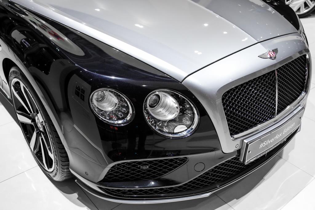 ВСЕГО ТРИ АВТОМОБИЛЯ CONTINENTAL GT V8 S НОВОЙ ЛИМИТИРОВАННОЙ СЕРИИ SILVERFOX EDITION - изображение IMG-071 на Bentleymoscow.ru!
