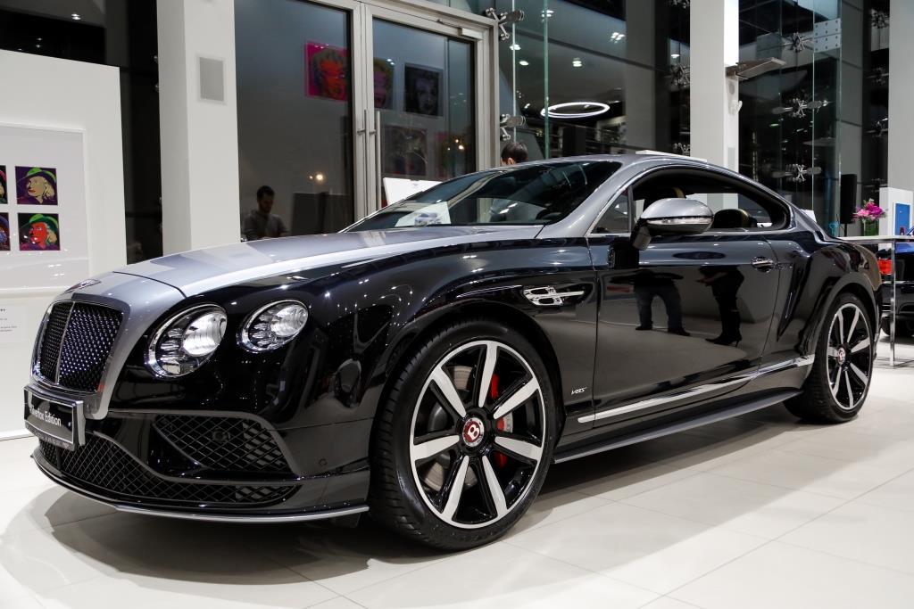 ВСЕГО ТРИ АВТОМОБИЛЯ CONTINENTAL GT V8 S НОВОЙ ЛИМИТИРОВАННОЙ СЕРИИ SILVERFOX EDITION - изображение IMG-240 на Bentleymoscow.ru!