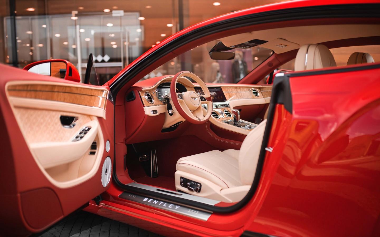 Bentley New Continental GT Special Magnolia Perlescent - изображение IMG_0056 на Bentleymoscow.ru!