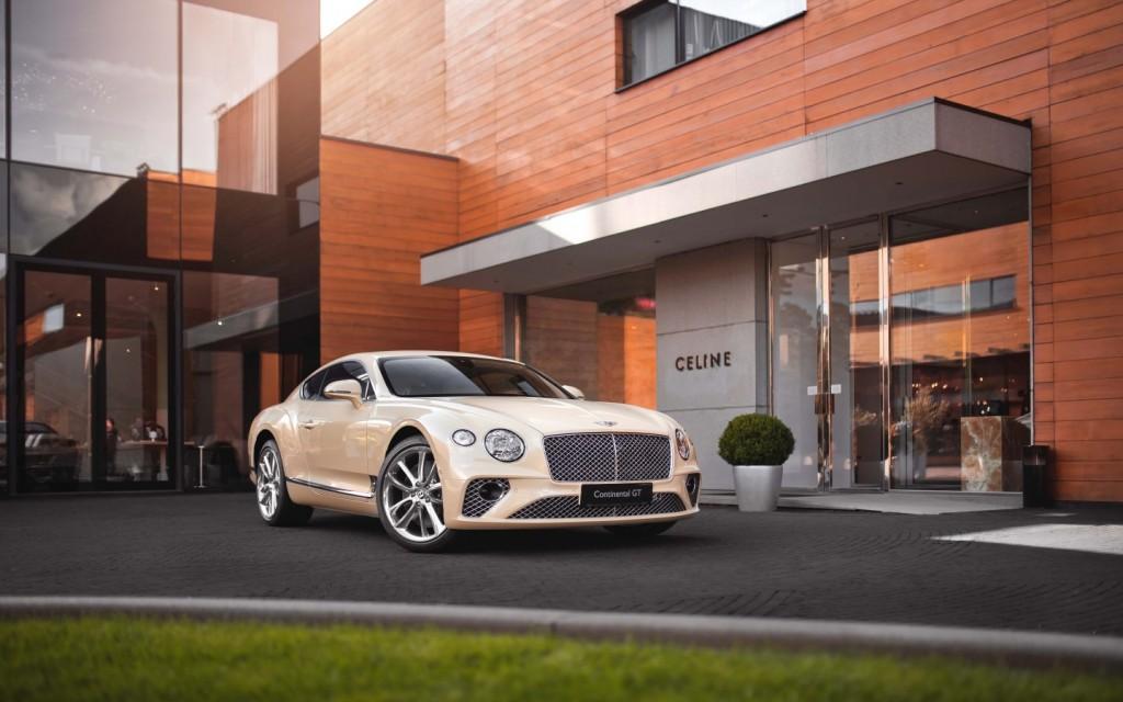 Bentley New Continental GT Special Magnolia Perlescent - изображение IMG_0087-1024x640 на Bentleymoscow.ru!