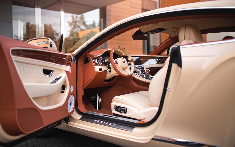 Bentley New Continental GT Special Magnolia Perlescent - изображение IMG_0104 на Bentleymoscow.ru!
