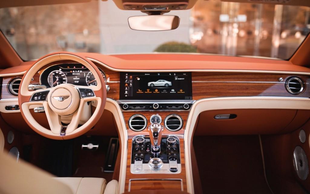 Bentley New Continental GT Special Magnolia Perlescent - изображение IMG_0108-1024x640 на Bentleymoscow.ru!