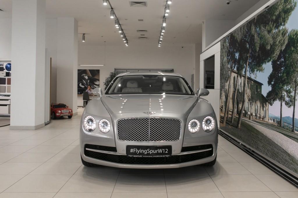 Bentley Flying Spur - изображение IMG_2630-1024x683 на Bentleymoscow.ru!