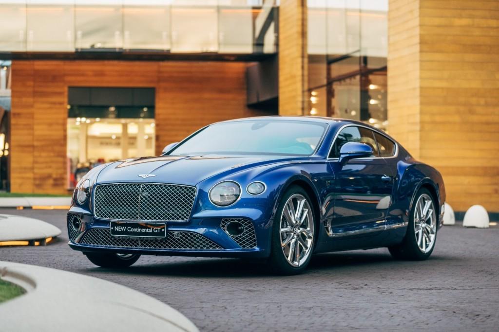 Bentley New Continental GT - изображение IMG_5365-1024x683 на Bentleymoscow.ru!