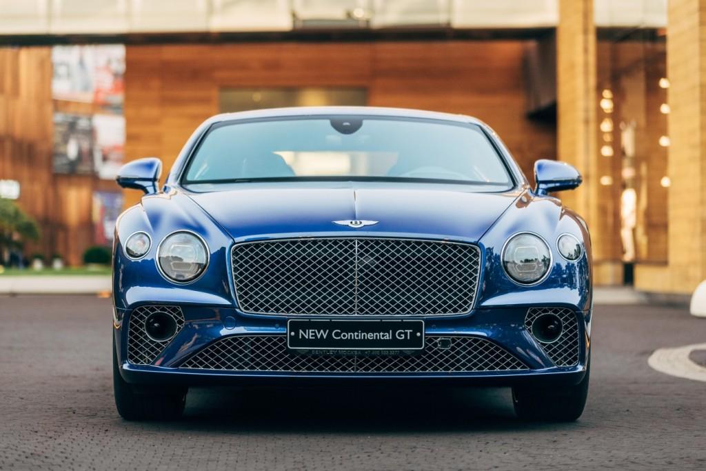 Bentley New Continental GT - изображение IMG_5413-1024x683 на Bentleymoscow.ru!