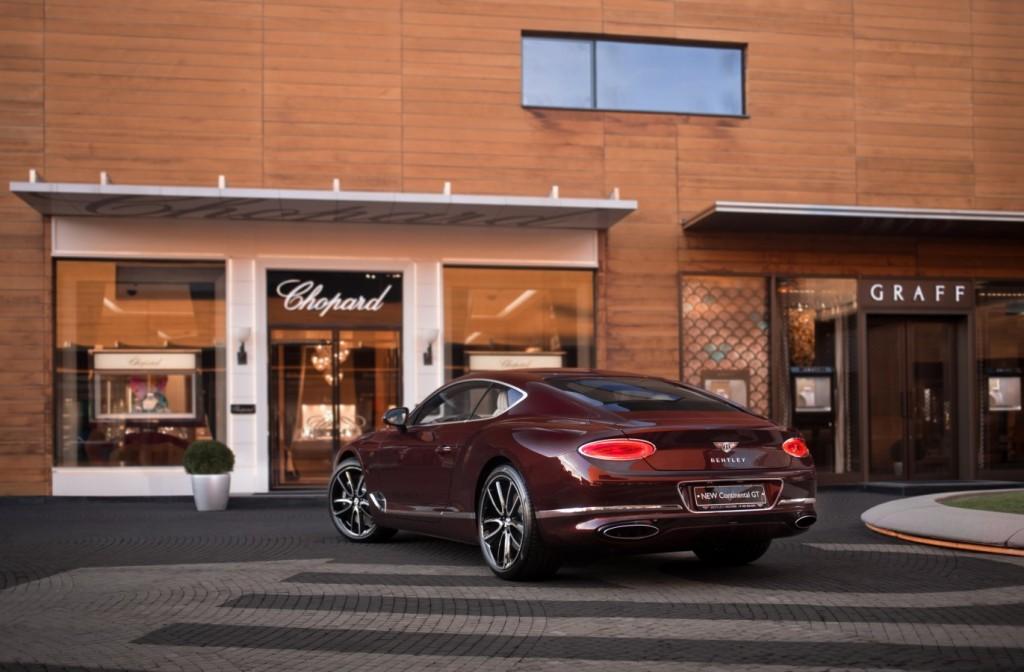 Bentley New Continental GT - изображение IMG_7065-1024x672 на Bentleymoscow.ru!