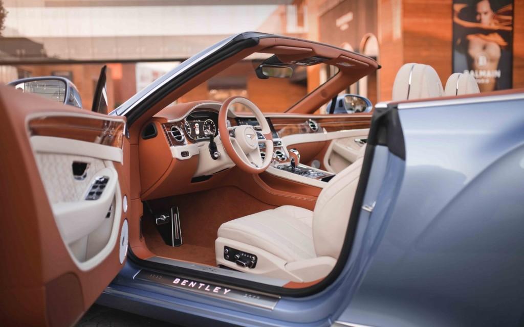 Bentley New Continental GTС First Edition - изображение IMG_9353-1024x640 на Bentleymoscow.ru!