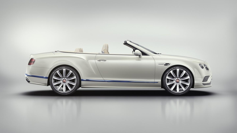 Уникальный кабриолет Galene Edition от Mulliner эксклюзивно для клиентов «Bentley Санкт-Петербург». - изображение Mulliner-GT-Convertible-V8-Galene-Edition-Side-Dark-Tint на Bentleymoscow.ru!