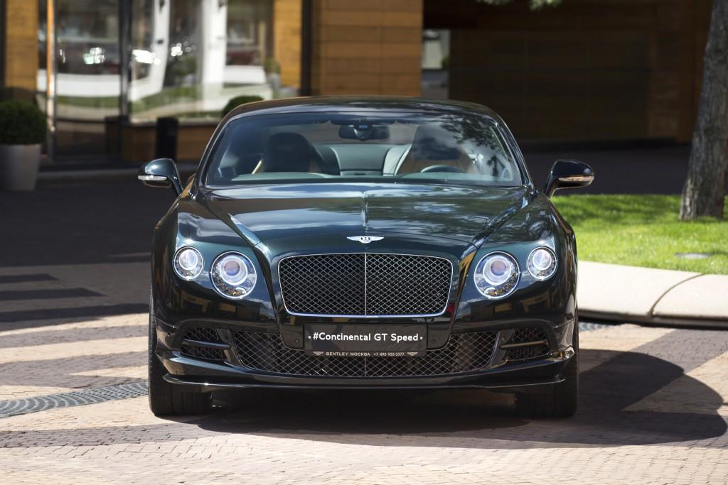 BENTLEY CONTINENTAL GT SPEED - изображение NICK0668-1024x683 на Bentleymoscow.ru!