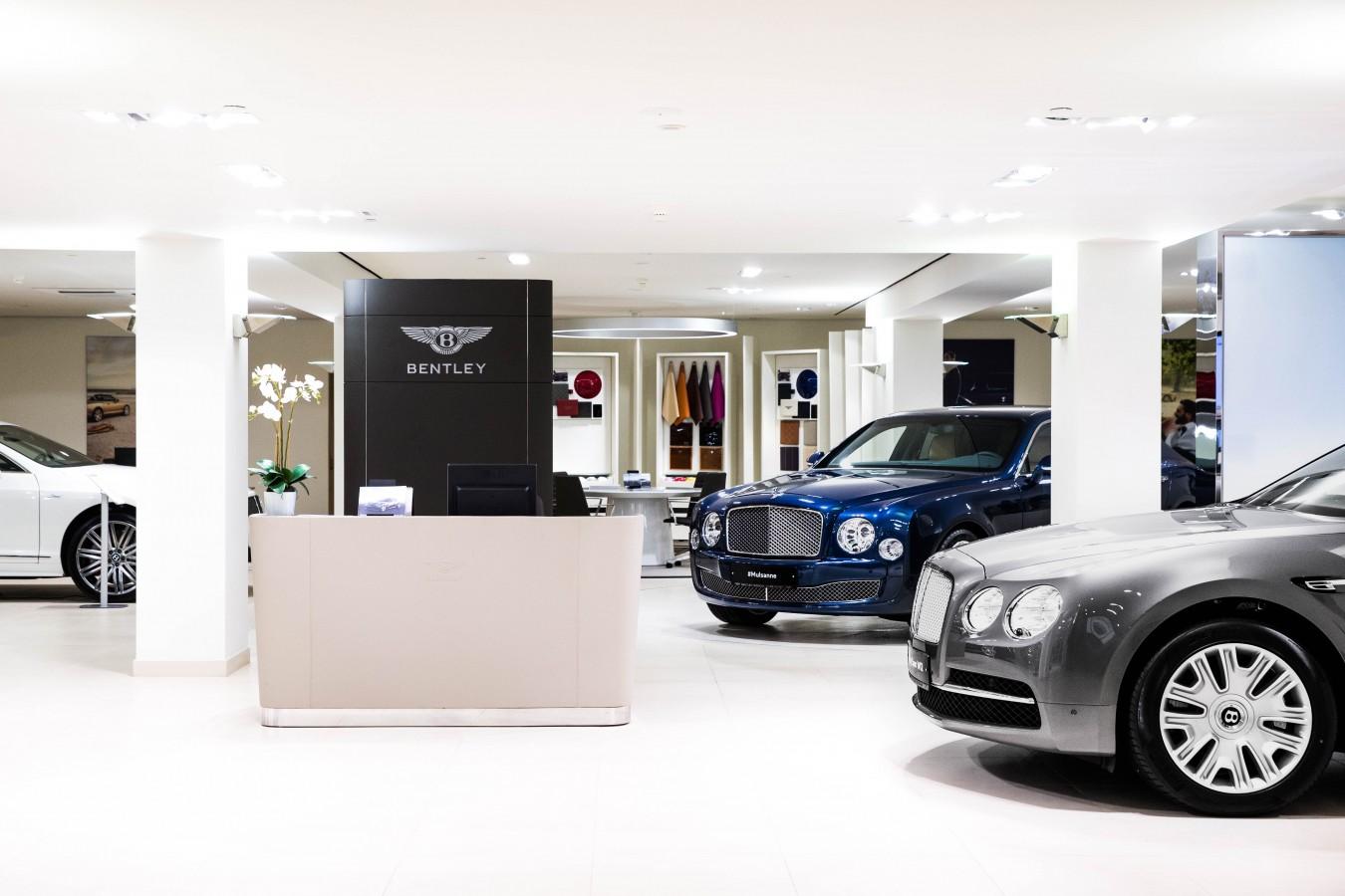 О компании - изображение NICK09411 на Bentleymoscow.ru!