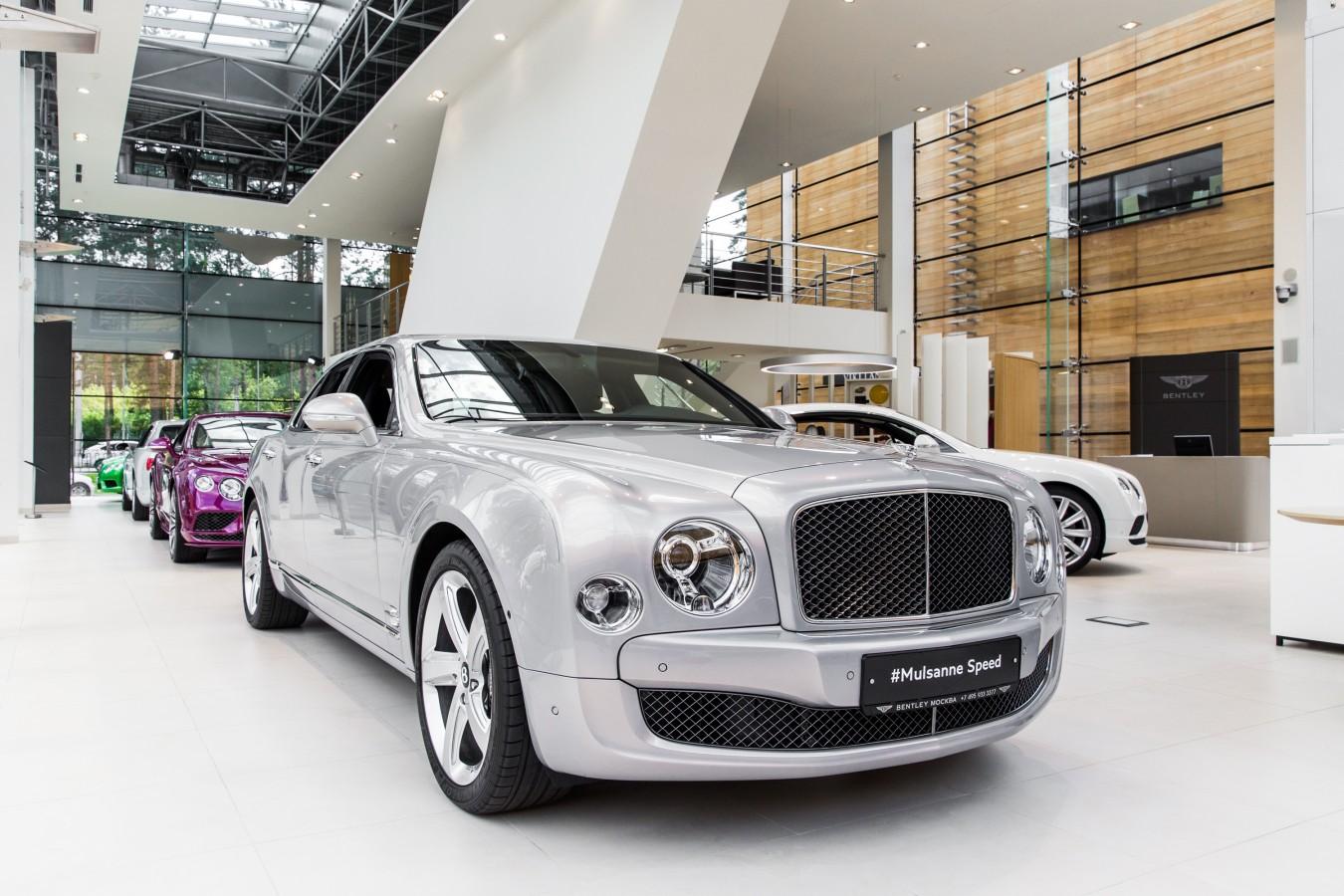 О компании - изображение NICK15861 на Bentleymoscow.ru!
