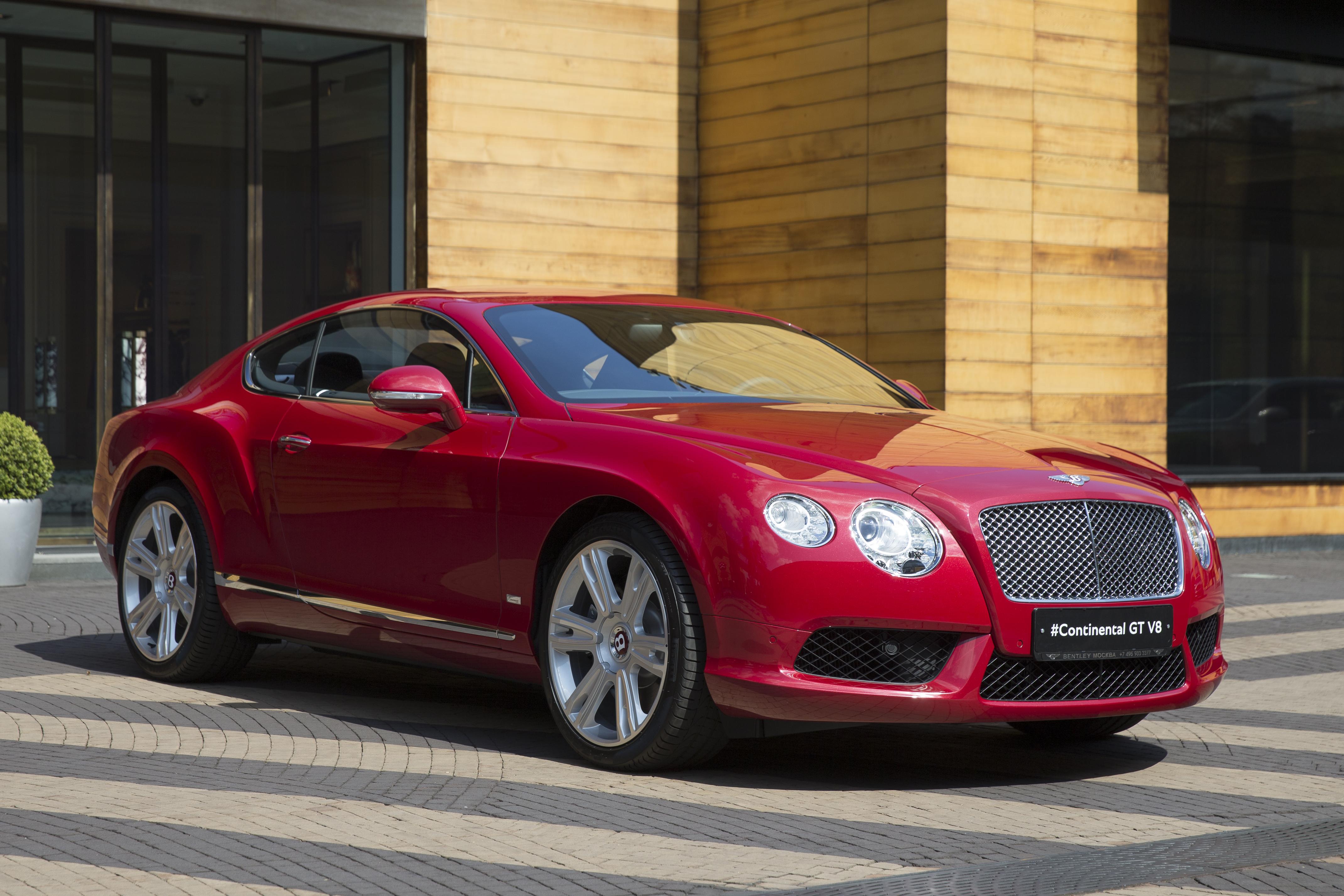 ВРЕМЯ ВЫБИРАТЬ BENTLEY! НОВЫЙ CONTINENTAL GT ОТ 11 900 000 РУБ. - изображение NICK1609 на Bentleymoscow.ru!