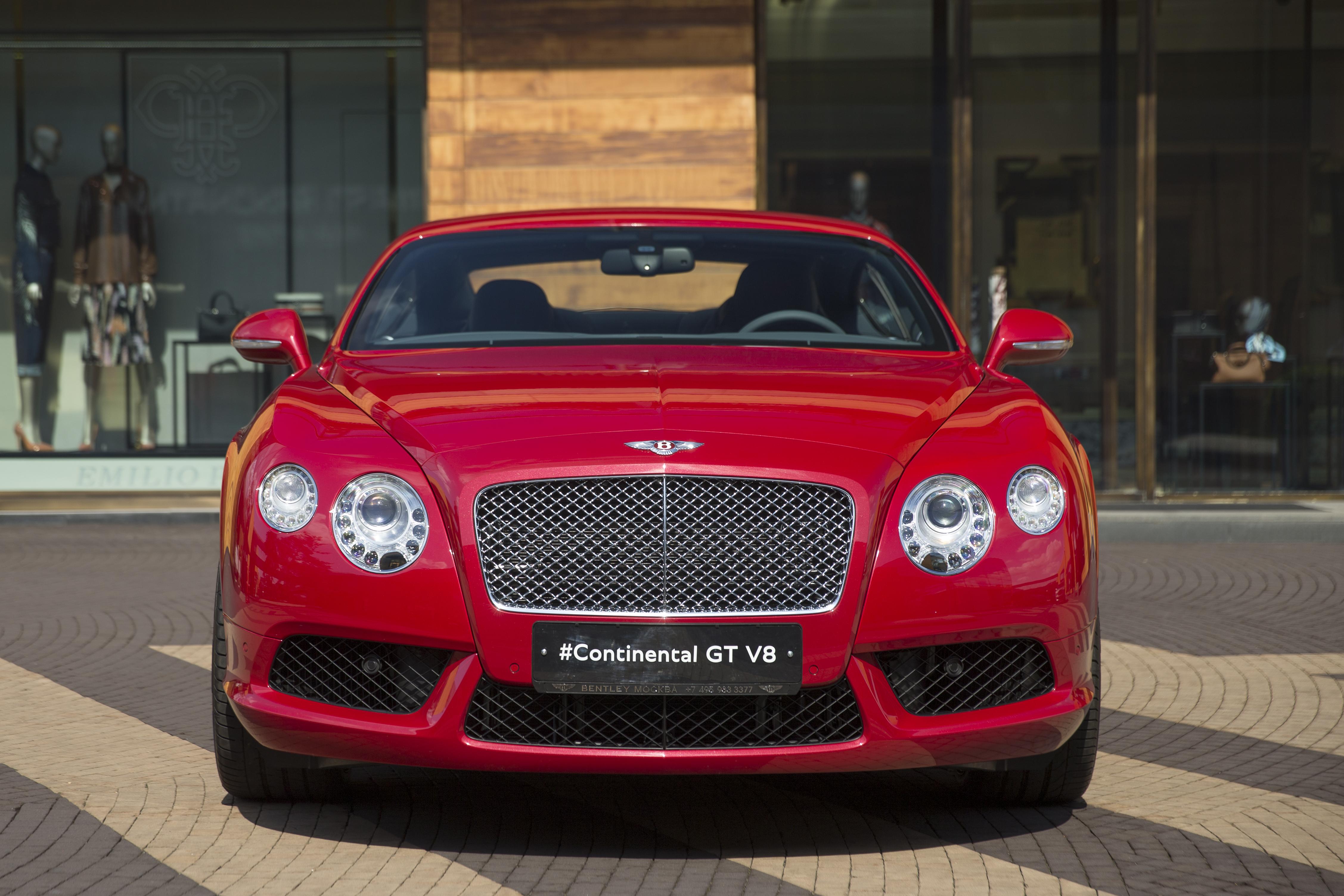 ВРЕМЯ ВЫБИРАТЬ BENTLEY! НОВЫЙ CONTINENTAL GT ОТ 11 900 000 РУБ. - изображение NICK1614 на Bentleymoscow.ru!