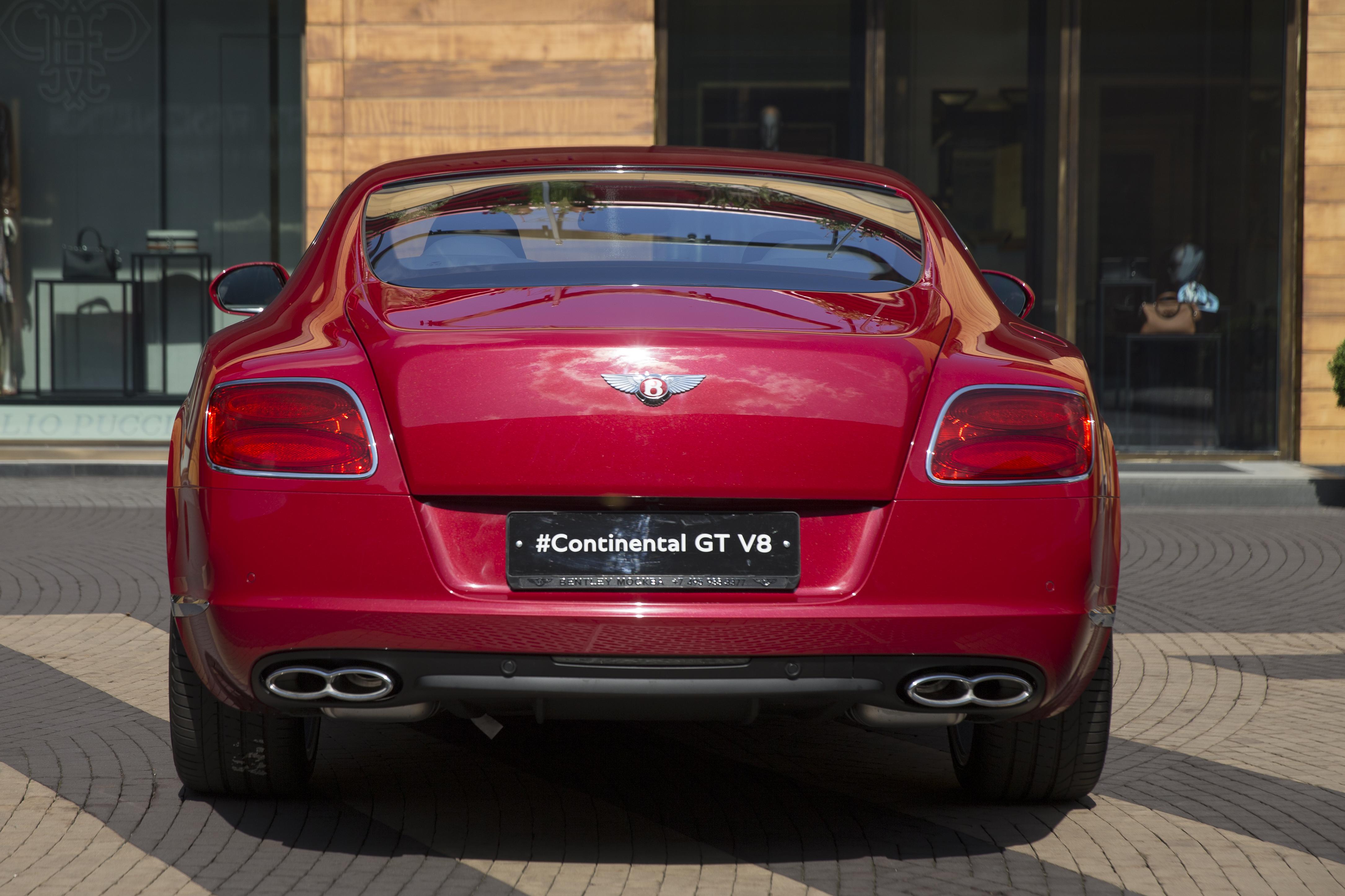 ВРЕМЯ ВЫБИРАТЬ BENTLEY! НОВЫЙ CONTINENTAL GT ОТ 11 900 000 РУБ. - изображение NICK1624 на Bentleymoscow.ru!