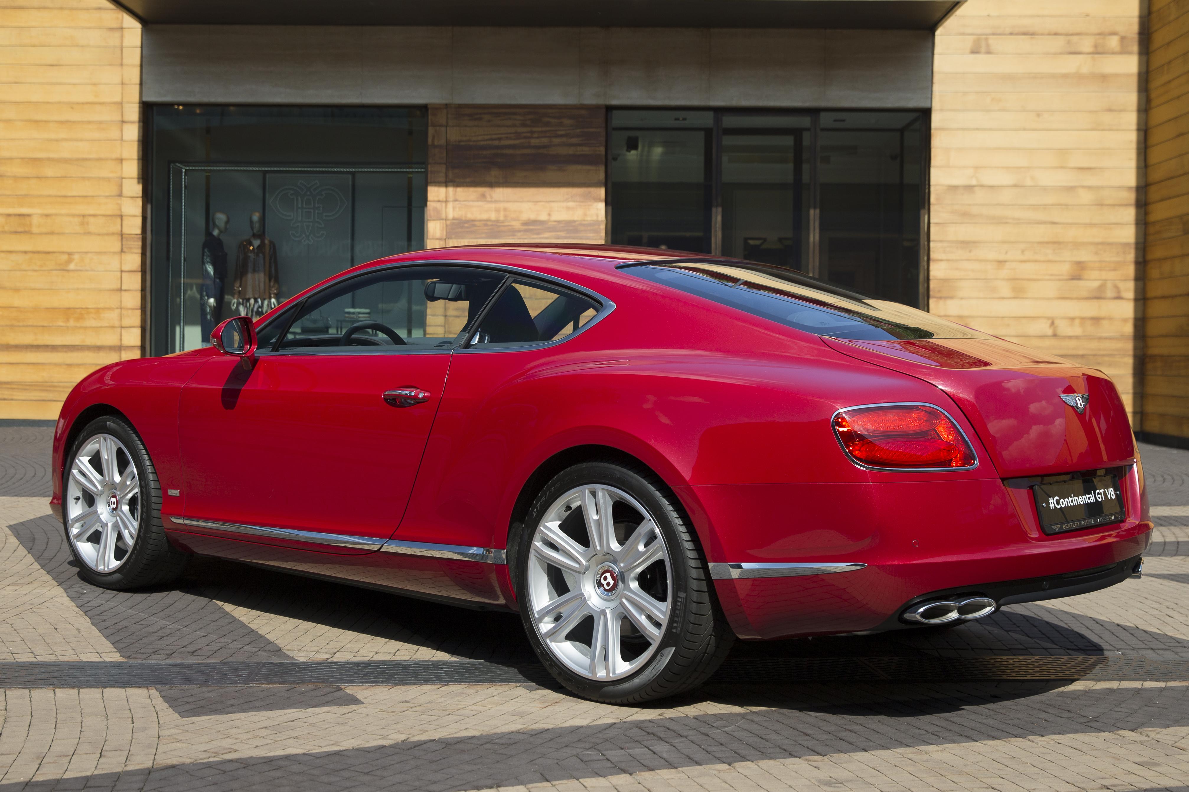 ВРЕМЯ ВЫБИРАТЬ BENTLEY! НОВЫЙ CONTINENTAL GT ОТ 11 900 000 РУБ. - изображение NICK1630 на Bentleymoscow.ru!