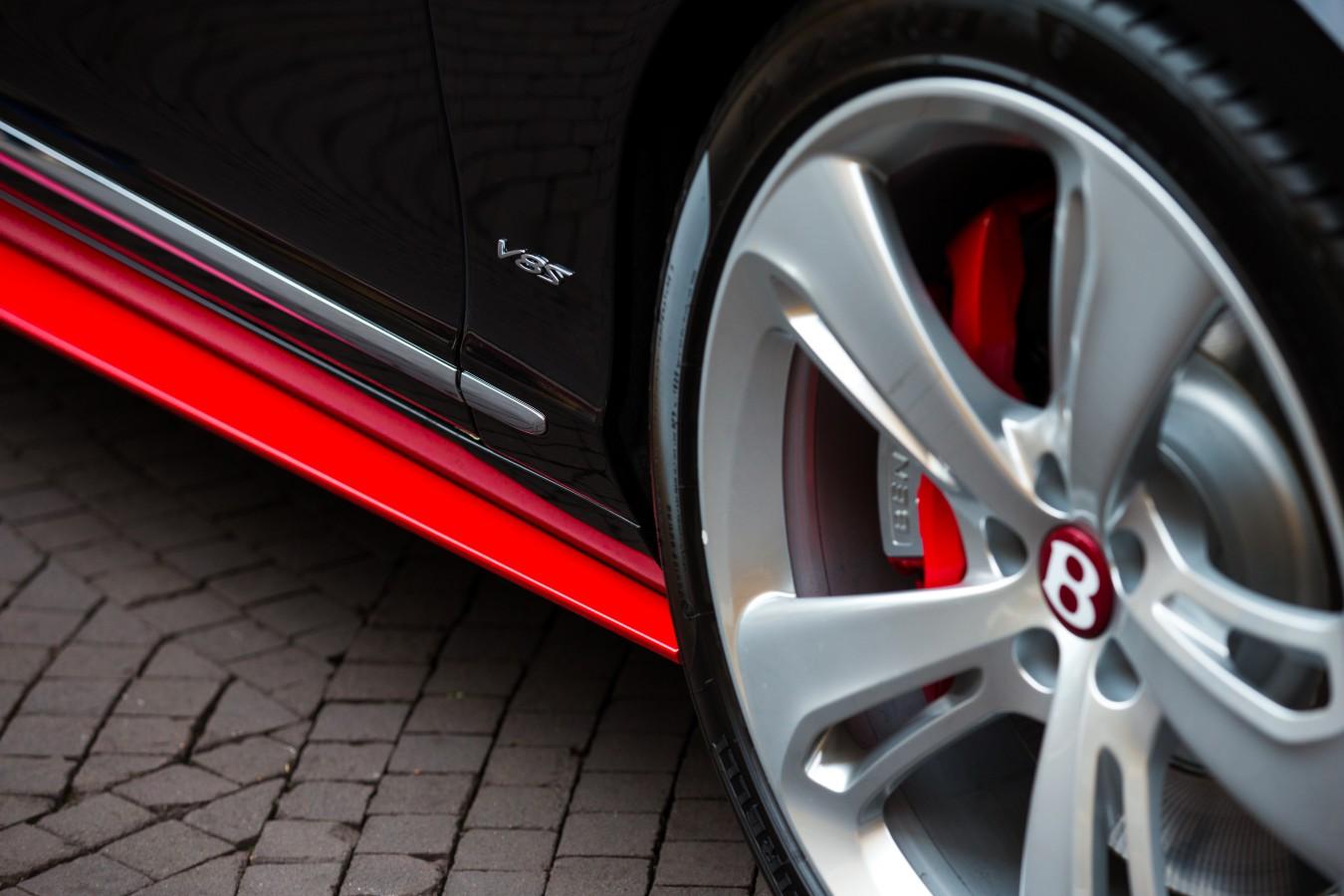 ЭКСКЛЮЗИВНАЯ ЛИМИТИРОВАННАЯ СЕРИЯ  BENTLEY CONTINENTAL GT V8 S  KOBRA EDITION II - изображение NICK38441 на Bentleymoscow.ru!