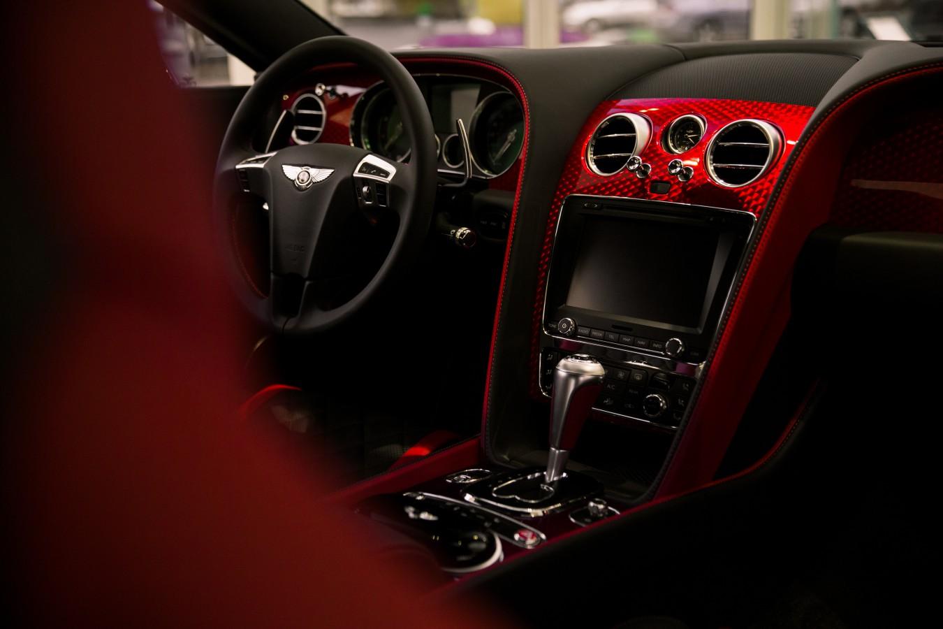 ЭКСКЛЮЗИВНАЯ ЛИМИТИРОВАННАЯ СЕРИЯ  BENTLEY CONTINENTAL GT V8 S  KOBRA EDITION II - изображение NICK41232 на Bentleymoscow.ru!