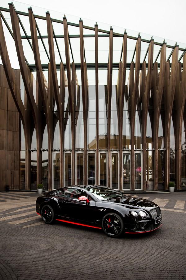ОБНОВЛЕННЫЙ CONTINENTAL GT SPEED В ЭКСКЛЮЗИВНОЙ МОДИФИКАЦИИ BLACK EDITION - изображение NICK8577-2 на Bentleymoscow.ru!