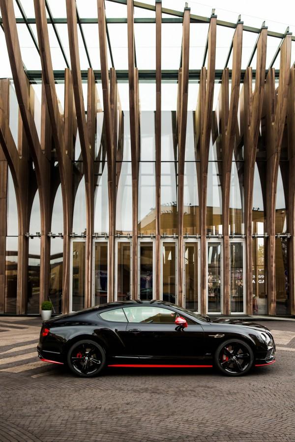 ОБНОВЛЕННЫЙ CONTINENTAL GT SPEED В ЭКСКЛЮЗИВНОЙ МОДИФИКАЦИИ BLACK EDITION - изображение NICK8616 на Bentleymoscow.ru!