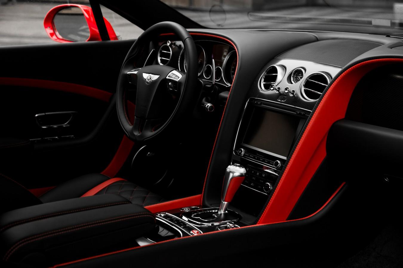 ОБНОВЛЕННЫЙ CONTINENTAL GT SPEED В ЭКСКЛЮЗИВНОЙ МОДИФИКАЦИИ BLACK EDITION - изображение NICK8735 на Bentleymoscow.ru!