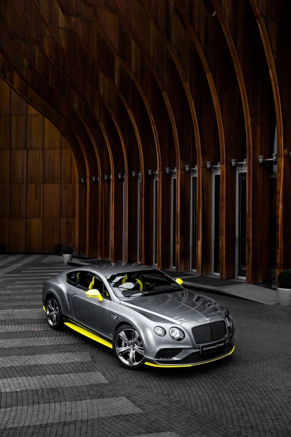 ОБНОВЛЕННЫЙ CONTINENTAL GT SPEED В ЭКСКЛЮЗИВНОЙ МОДИФИКАЦИИ BLACK EDITION - изображение NICK8828 на Bentleymoscow.ru!
