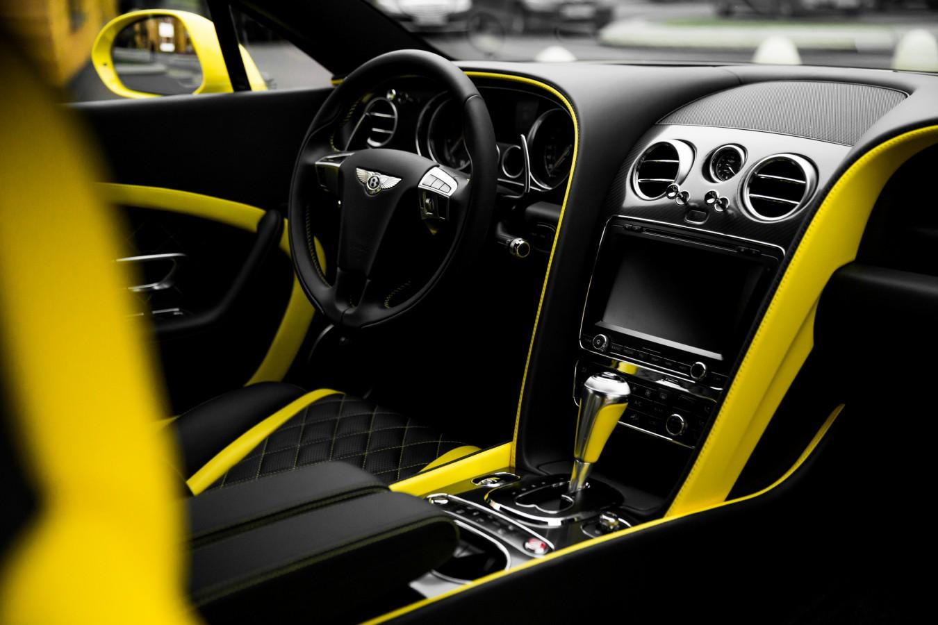 ОБНОВЛЕННЫЙ CONTINENTAL GT SPEED В ЭКСКЛЮЗИВНОЙ МОДИФИКАЦИИ BLACK EDITION - изображение NICK8899 на Bentleymoscow.ru!