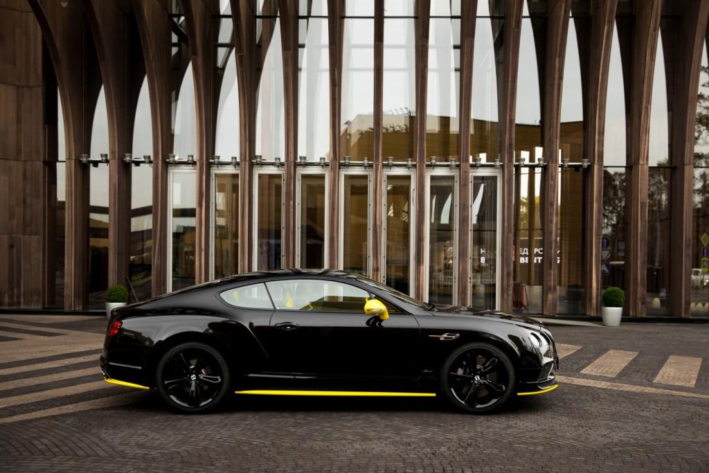 Continental GT Speed Black Edition - изображение NICK9053-1024x683 на Bentleymoscow.ru!