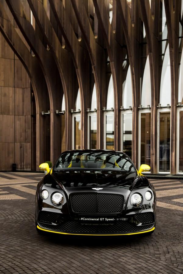 ОБНОВЛЕННЫЙ CONTINENTAL GT SPEED В ЭКСКЛЮЗИВНОЙ МОДИФИКАЦИИ BLACK EDITION - изображение NICK9071 на Bentleymoscow.ru!