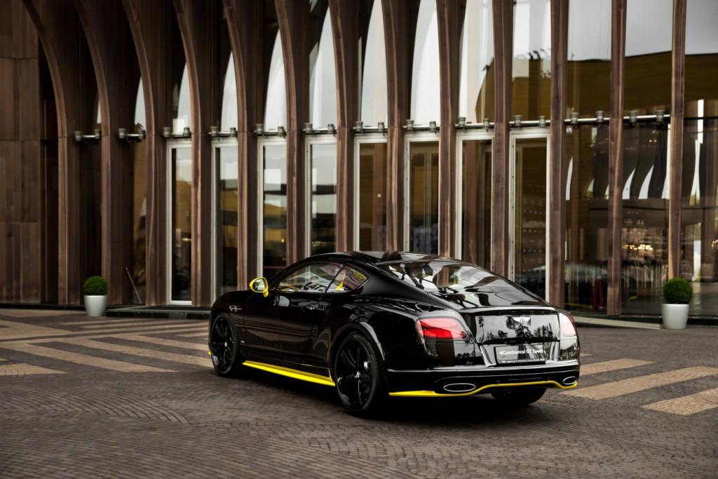Continental GT Speed Black Edition - изображение NICK9093-1024x683 на Bentleymoscow.ru!