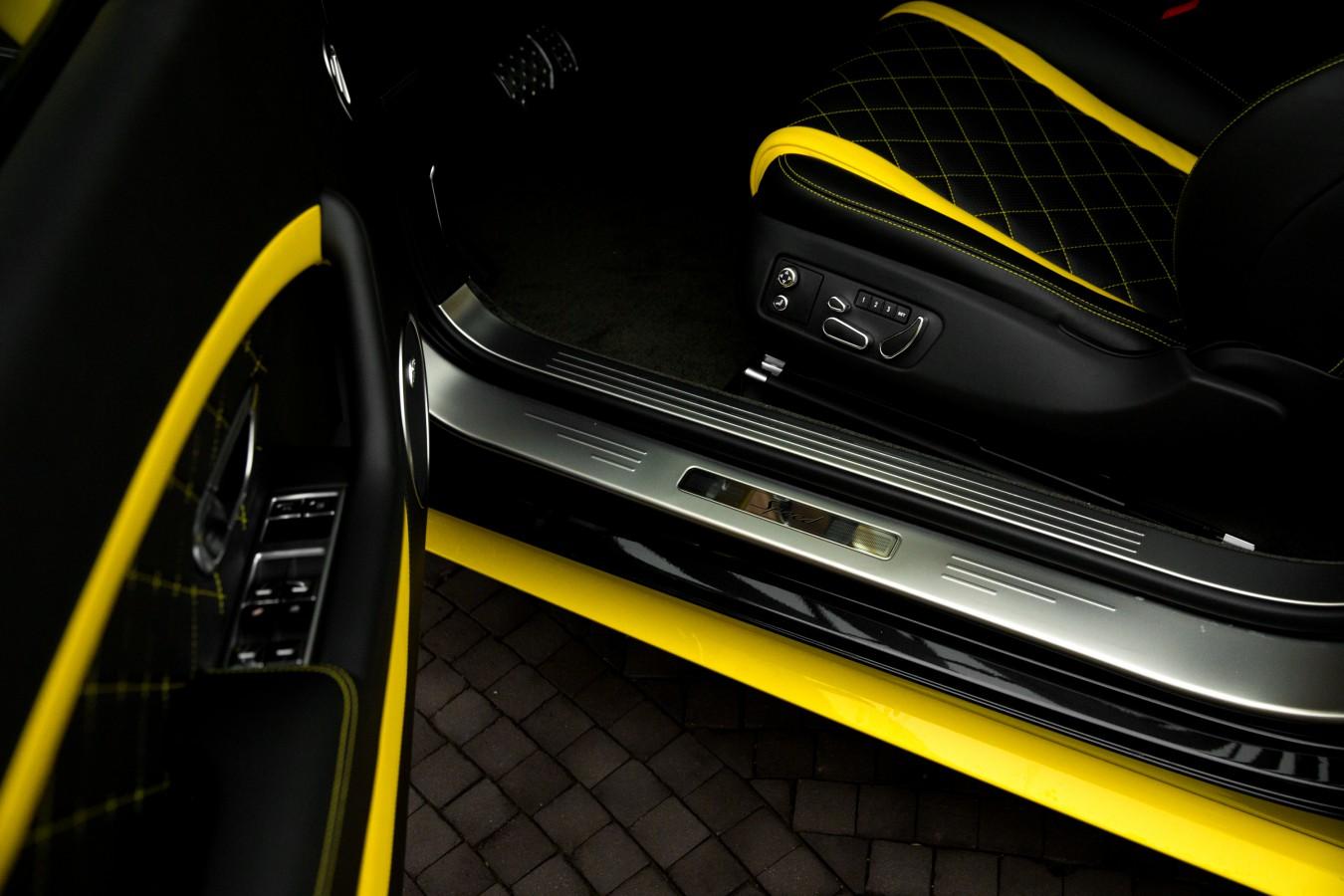 ОБНОВЛЕННЫЙ CONTINENTAL GT SPEED В ЭКСКЛЮЗИВНОЙ МОДИФИКАЦИИ BLACK EDITION - изображение NICK9128 на Bentleymoscow.ru!