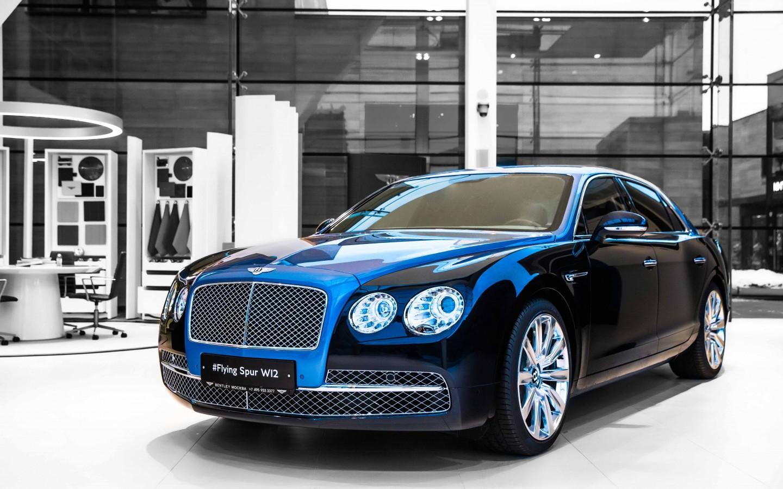 Bentley Flying Spur W12  (Elm Tree edition) - изображение NICK9882_2_6186x3866 на Bentleymoscow.ru!