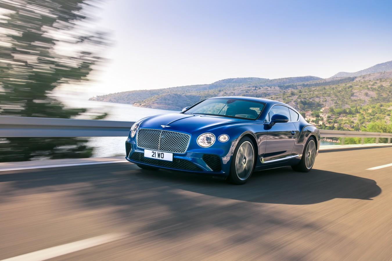 САМАЯ  ДОЛГОЖДАННАЯ ПРЕМЬЕРА - НОВЫЙ BENTLEY CONTINENTAL GT - изображение New-Continental-GT-1 на Bentleymoscow.ru!