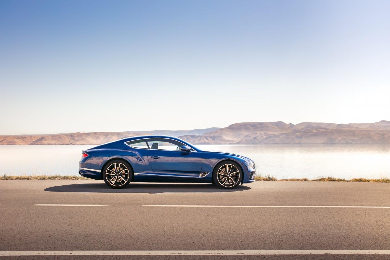 АБСОЛЮТНО НОВЫЙ BENTLEY CONTINENTAL GT В ШОУ-РУМЕ BENTLEY МОСКВА - изображение New-Continental-GT-11 на Bentleymoscow.ru!