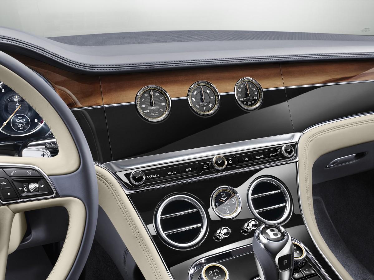 САМАЯ  ДОЛГОЖДАННАЯ ПРЕМЬЕРА - НОВЫЙ BENTLEY CONTINENTAL GT - изображение New-Continental-GT-26 на Bentleymoscow.ru!
