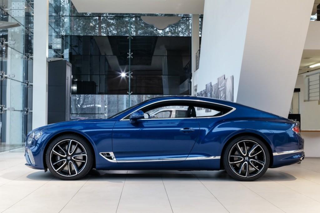 Bentley New Continental GT Sequin Blue - изображение SCBCA13S9KC071442_GT_SequinBlue-1-18-1024x683 на Bentleymoscow.ru!
