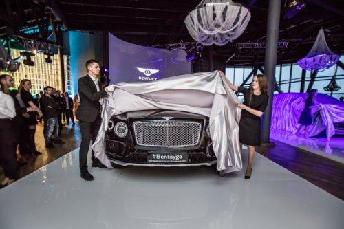 Новости компании - изображение bentayga-spb на Bentleymoscow.ru!