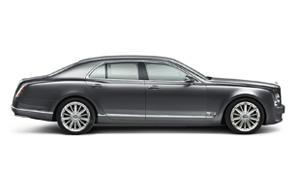 Модельный ряд - изображение mulsanne на Bentleymoscow.ru!